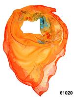 Нежный шейный платок 60*60  (61020), фото 1