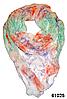 Нежный шейный платок 60*60  (61025)