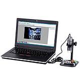 USB Микроскоп S8 цифровой увеличение 20-800, фото 4