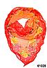 Нежный шейный платок 60*60  (61028)
