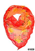 Нежный шейный платок 60*60  (61028), фото 1