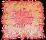 Нежный шейный платок 60*60  (61028), фото 3
