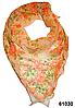 Нежный шейный платок 60*60  (61030)