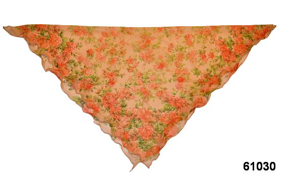 Нежный шейный платок 60*60  (61030) 2