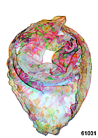 Нежный шейный платок 60*60  (61031)