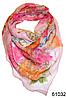 Нежный шейный платок 60*60  (61032)