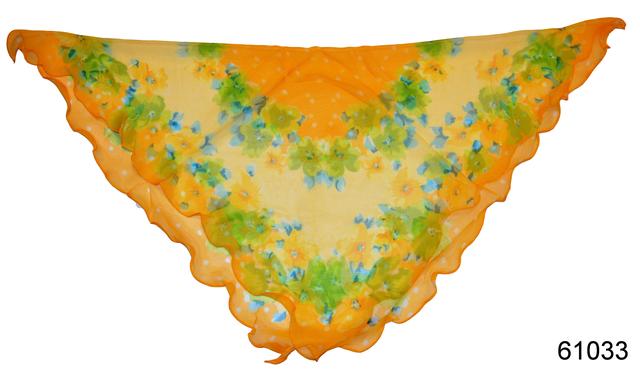 Нежный шейный платок 60*60  (61033) 2
