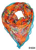 Нежный шейный платок 60*60  (61034), фото 1