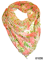 Нежный шейный платок 60*60  (61036), фото 1