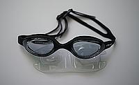 Очки для плавания Volna Dunay Black