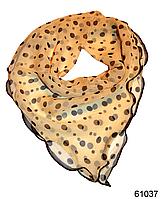 Нежный шейный платок 60*60  (61037), фото 1