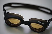 Очки для плавания Volna Ingul 2 Grey Orange