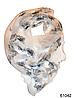 Нежный шейный платок 60*60  (61042)