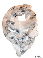 Нежный шейный платок 60*60  (61042), фото 1