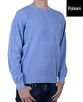 Однотонный мужской свитер FABIANI.