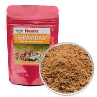Mosura Gravidas, пищевая добавка способствующая росту и размножению креветок