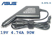 Автомобильный блок питания Asus 19V 4.74A 5.5*2.5 90W