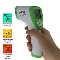 Бесконтактный инфракрасный термометр для детей и поверхностей ANENG AN201