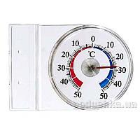 Термометр оконный TFA на липучке, шурупах 146003