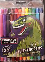 Фломастеры 24 цвета, Wild animals, Yes, 650242