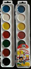 Акварель 7 цветов, Захоплення, Гамма, Западная Промышленная Группа, 312040
