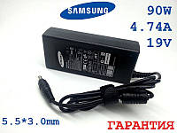 Блок питания Samsung 19V 4.74A 90W 5.5x3.0 (High Quality)