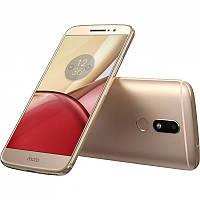 Смартфон Motorola Moto M Gold 3/32 ГБ Mediatek Helio P10 3050 мАч