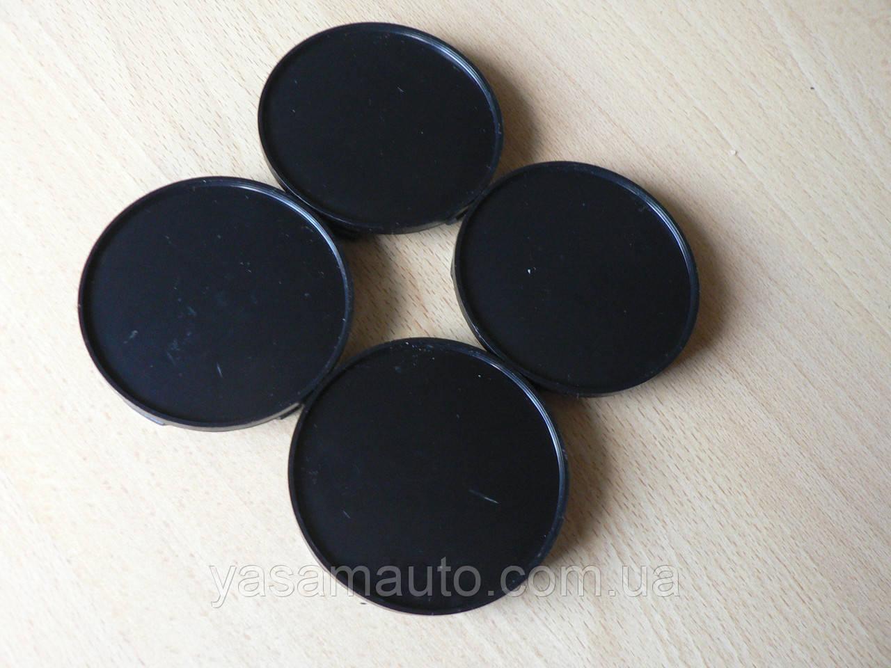 Колпачок 68х65 4шт вставка заглушка диаметры 68,5х64.6х67.2мм в на литой диск пластиковая на 5-ти защелках