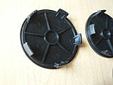 Колпачок 68х65 4шт вставка заглушка диаметры 68,5х64.6х67.2мм в на литой диск пластиковая на 5-ти защелках  , фото 4