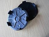 Колпачок 68х65 4шт вставка заглушка диаметры 68,5х64.6х67.2мм в на литой диск пластиковая на 5-ти защелках  , фото 5
