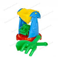 """Игрушка для песка """"Мельница 3"""", фото 1"""