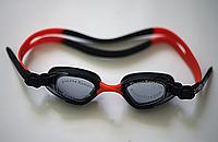 Очки для плавания детские Volna Murashka Jr Red Black
