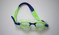 Очки для плавания детские Volna Murashka Jr Green