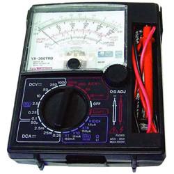 Аналоговый тестер yx-360trd, мультиметр стрелочный, приятная цена, расширенный набор функций