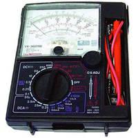 Аналоговый тестер yx-360trd, мультиметр стрелочный, приятная цена, расширенный набор функций, фото 1