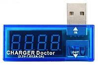 Измеритель напряжения и тока CHARGE Doctor USB