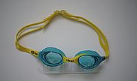 Очки для плавания подростковые Volna Zolotonosha Jr Yellow