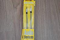 Кабель E-cable AUX (3,5-3,5) Braided Series белый 1,5 м