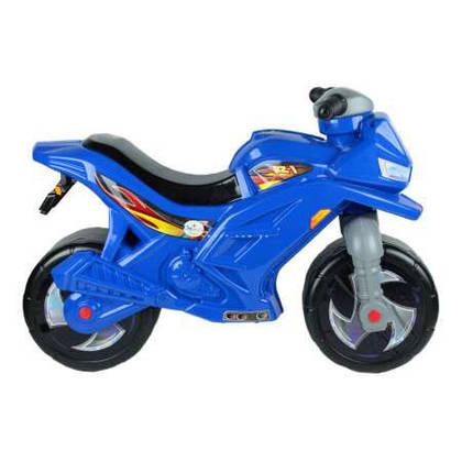 Мотоцикл 501 МУЗЫКАЛЬНЫЙ Орион  каталка беговел, фото 2
