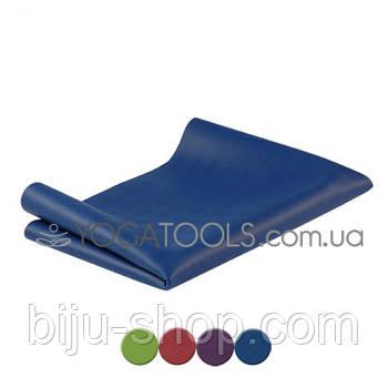 Коврик для йоги ECOPRO TRAVEL, каучук, BODHI, Германия, 185x61cm, 1,5mm