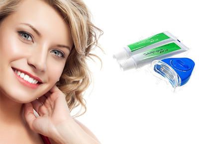Отбеливатель зубов в домашних условиях White Lht