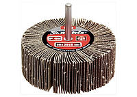 Круг лепестковый для дрели, P 60, 60 х 30 х 6 мм MATRIX