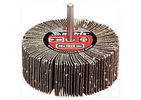 Круг лепестковый для дрели, P 60, 80 х 30 х 6 мм MATRIX
