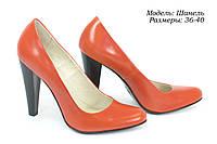 Туфли на шпильке оптом., фото 1