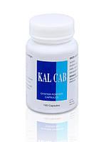 Устричный кальций в капсулах /KAL CAB Oyster Powder Capsules / 100 шт