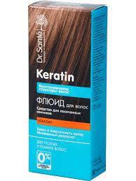 Keratin Флюїд для волосся 50 мл dr.Sante