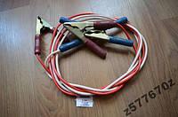 Провода для прикуривания 500А медь, длина 2,2м