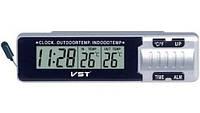 Часы автомобильные VST 7065 С1235 VN