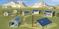 Сонячні електростанції UNASOLAR™