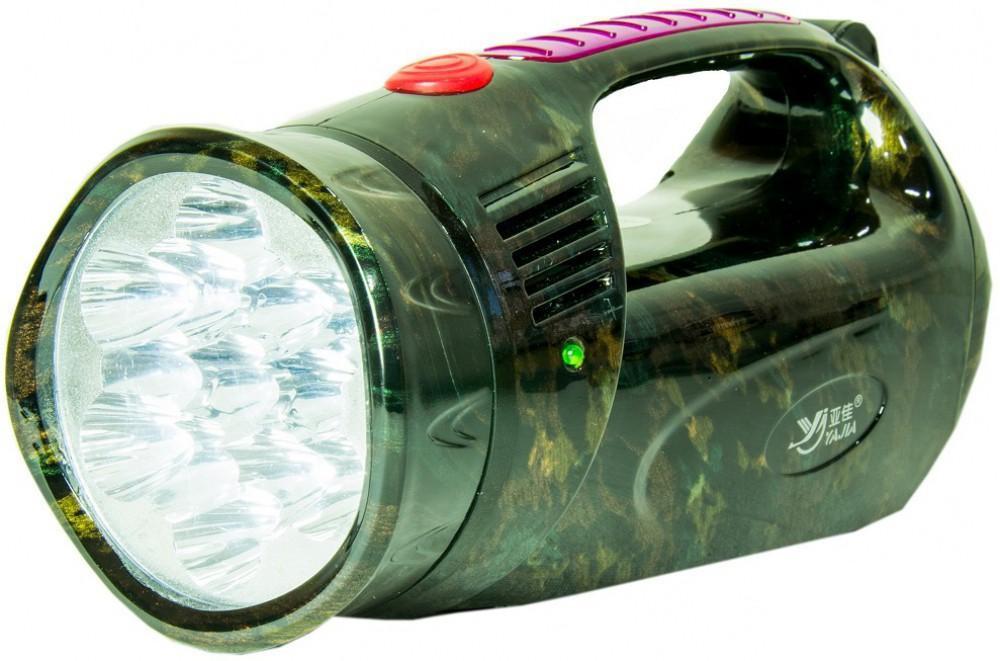 Аккумуляторный фонарик YAJIA YJ-2809 NV - $$P Одесса  в Одессе